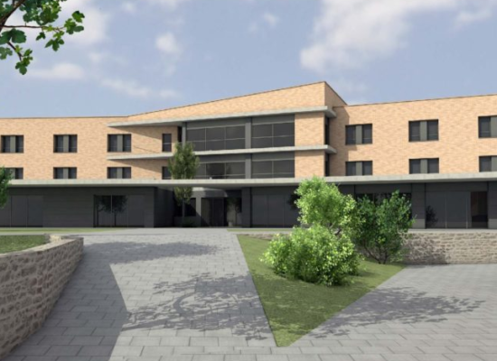 Avantprojecte de millora i ampliació de la Residència de Els Prats de Rei.