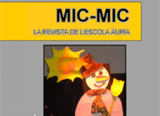 Revista Escola Àuria MIC-MIC Núm. 56