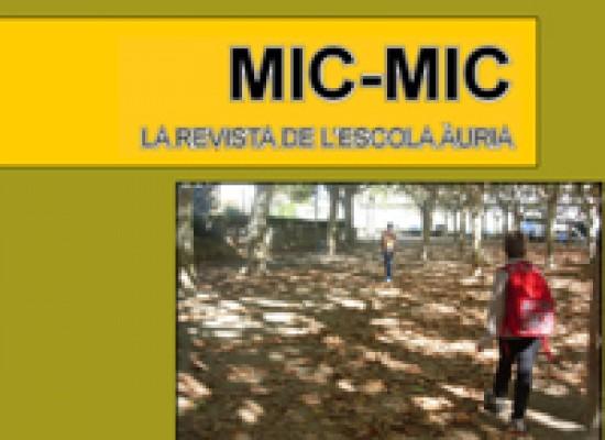 Revista Escola Àuria MIC-MIC Núm. 58