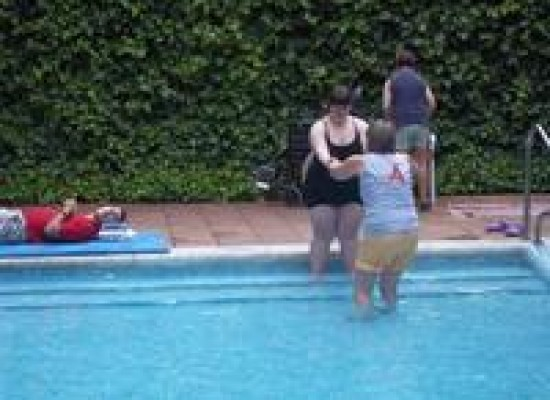 Inici de l'activitat de piscina